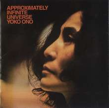 Yoko Ono (geb. 1933): Approximately Infinite Universe +Bonus (Papersleeve), 2 CDs