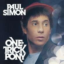 Paul Simon (geb. 1941): One-Trick Pony (+ Bonus) (Reissue) (Limited-Edition), CD
