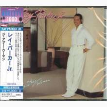 Ray Parker Jr.: The Other Woman, CD