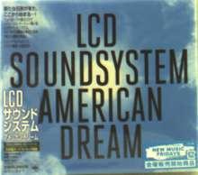 LCD Soundsystem: American Dream (Digisleeve), CD
