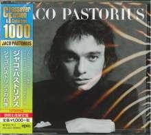 Jaco Pastorius (1951-1987): Jaco Pastorius +Bonus, CD