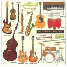 Jaco Pastorius (1951-1987): Not Fusion But True Jazz, CD