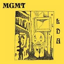 MGMT: Little Dark Age, CD