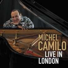 Michel Camilo (geb. 1954): Live In London (BLU-SPEC CD2), CD