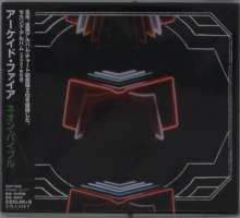 Arcade Fire: Neon Bible, CD