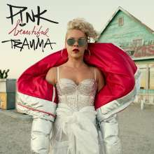 P!NK: Beautiful Trauma +1, CD