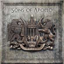 Sons Of Apollo: Psychotic Symphony (Blu-Spec CD2), CD