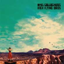 Noel Gallagher's High Flying Birds: Who Built The Moon? +Bonus (Digibook Hardcover), CD