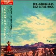 Noel Gallagher's High Flying Birds: Who Built The Moon? (+Bonus) (Digisleeve), CD