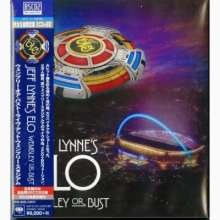 Jeff Lynne's ELO: Wembley Or Bust (2 Blu-Spec CD2 + Blu-ray) (Digisleeve), 3 CDs
