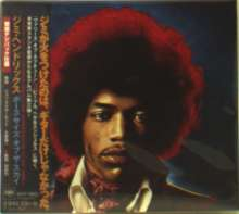 Jimi Hendrix: Both Sides Of The Sky (Digipack), CD