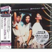 Pointer Sisters: Break Out, CD