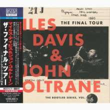 Miles Davis & John Coltrane: The Final Tour: The Bootleg Series Vol.6 (4 BLU-SPEC CD2) (Digipack), 4 CDs