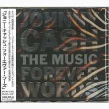 Johnny Cash: Forever Words, CD