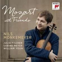 Nils Mönkemeyer - Mozart with Friends (Blu-spec CD), CD
