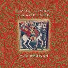 Paul Simon (geb. 1941): Graceland: The Remixes (Digisleeve), CD