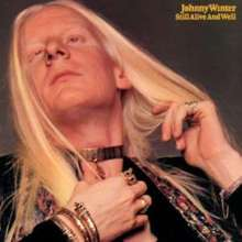 Johnny Winter: Still Alive And Well, CD
