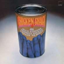 Chicken Shack (Stan Webb): 40 Blue Fingers, CD