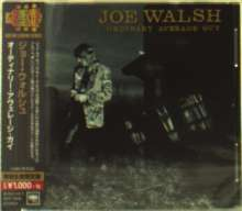 Joe Walsh: Ordinary Average Guy, CD