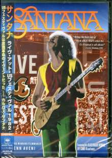 Santana: Live At The US Fest, DVD