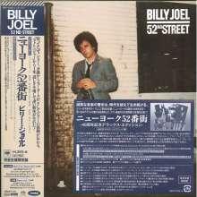 Billy Joel: 52nd Street (40th-Anniversary-Deluxe-Edition) (Vinyl-Single-Format), SACD