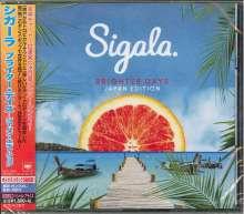 Sigala: Brighter Days (+Bonus), CD