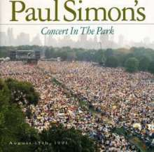 Paul Simon (geb. 1941): Paul Simon's Concert In The Park (2 Blu-Spec CD2), 2 CDs
