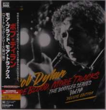 Bob Dylan: More Blood, More Tracks: The Bootleg Series Vol.14  (6 BLU-SPEC CD2) (Deluxe-Edition), 6 CDs