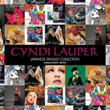 Cyndi Lauper: Japanese Single Collection: Greatest Hits (Blu-spec CD2 + DVD), 1 CD und 1 DVD