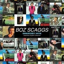 Boz Scaggs: Greatest Hits: Japanese Single Collection (BLU-SPEC CD2 + DVD), 1 CD und 1 DVD