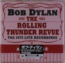 Bob Dylan: The Rolling Thunder Revue - The 1975 Live Recordings, 14 CDs