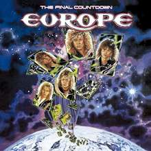 Europe: The Final Countdown, CD