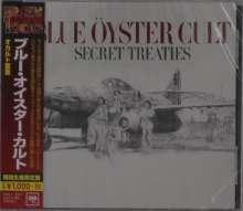 Blue Öyster Cult: Secret Treaties, CD