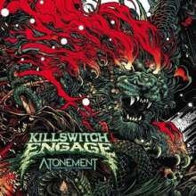 Killswitch Engage: Atonement (Digipack), CD