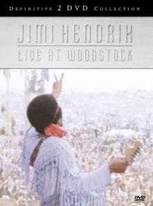 Jimi Hendrix: Live At Woodstock, 2 DVDs