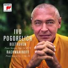 Ivo Pogorelich - Beethoven & Rachmaninoff (Blu-spec CD), CD