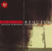 Hector Berlioz (1803-1869): Requiem (Blu-spec CD), CD