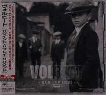 Volbeat: Rewind, Replay, Rebound, CD