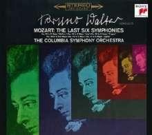Bruno Walter dirigiert Mozart & Haydn, 6 SACDs