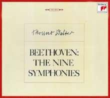 Ludwig van Beethoven (1770-1827): Symphonien Nr.1-9, 9 SACDs