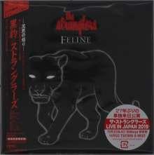 The Stranglers: Feline (Papersleeve), CD