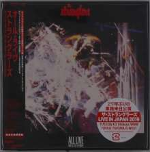 The Stranglers: All Live And All Of The Night (Digisleeve), CD