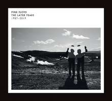 Pink Floyd: The Later Years 1967 - 2019 (Digisleeve), CD