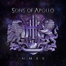 Sons Of Apollo: MMXX, CD