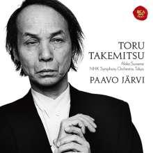 Toru Takemitsu (1930-1996): Orchesterwerke, Super Audio CD
