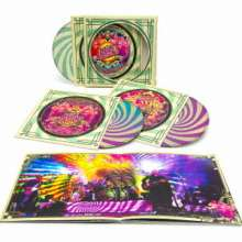 Nick Mason's Saucerful Of Secrets: Live At The Roundhouse (2 Blu-spec CD2 + DVD + Poster), 2 CDs und 1 DVD