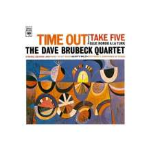 Dave Brubeck (1920-2012): Time Out (180g), LP