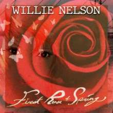 Willie Nelson: First Rose Of Spring, CD