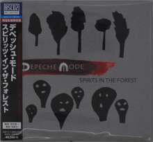 Depeche Mode: Spirits In The Forest (2 Blu-spec CDs + 2 Blu-ray Discs) (Digipack), 2 CDs und 2 Blu-ray Discs