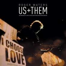 Roger Waters: Us + Them (Triplesleeve), 2 CDs